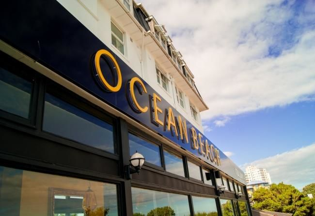Ocean Beach Hotel & Spa Bournemouth - Exterior